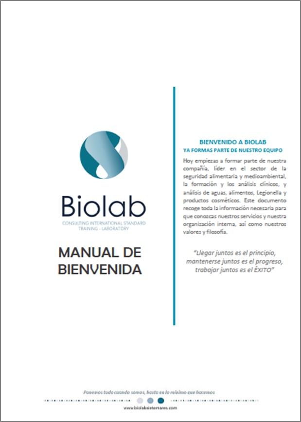 biolab siete mares-manual de bienvenida-empleados